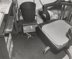 Inside 09. Sam's Desk and Chair in Den by Cleveland / Bay Village Police Department