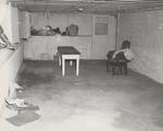 Inside 11.  North Room in Basement, Camera Facing East