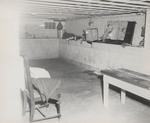 Inside 12.  North Room of Basement, Camera Facing Northwest