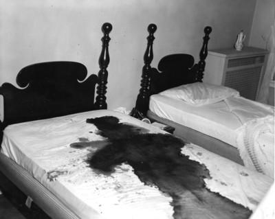 Murder Room Police Investigation Photos Cleveland State University
