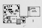 Drawing 01: Downstairs of Sheppard Home by Unknown