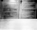 Room 14. Murder Room Door and Closet Door