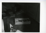 Inside 19. Desk drawer