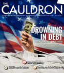 The Cauldron, 2015, Issue 01 by Elissa L. Tennant, Abraham Kurp, Abby Burton, and Gregory B. Kula