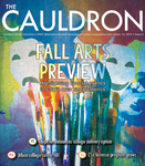 The Cauldron, 2015, Issue 03 by Elissa L. Tennant, Abraham Kurp, Abby Burton, and Morgan Elswick
