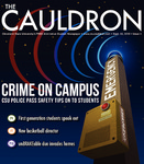 The Cauldron, 2015, Issue 04 by Elissa L. Tennant, Abraham Kurp, Abby Burton, and Morgan Elswick