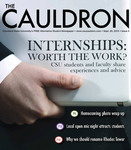 The Cauldron, 2015,  Issue 05