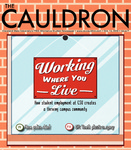 The Cauldron, 2015, Issue 07 by Elissa L. Tennant, Abraham Kurp, Abby Burton, and Sara A. Liptak