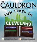 The Cauldron, 2015,  Issue 12