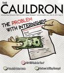 The Cauldron, 2015, Issue 13 by Elissa L. Tennant, Abraham Kurp, Abby Burton, and Morgan E. Elswick