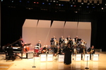 Vanessa Rubin with the CSU Jazz Heritage Orchestra by Michael R. Williams