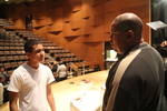 Master Class: Jazz Heritage Orchestra and Cleveland high school students - 2 by Michael R. Williams
