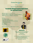 """Jazz at Lincoln Center: """"Essentially Ellington"""" Regional High School Jazz and Band Festival (2013) by Jazz Heritage Orchestra, Cleveland State University; Dennis Reynolds; Black Studies Program, Cleveland State University; and Michael R. Williams"""
