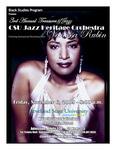 3rd Treasures of Jazz: Vanessa Rubin with the CSU Jazz Heritage Orchestra (2009) by Vanessa Rubin; Jazz Heritage Orchestra, Cleveland State University; Dennis Reynolds; Black Studies Program, Cleveland State University; and Michael R. Williams