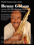2nd Treasures of Jazz: Benny Golson with the CSU Heritage Orchestra (2008)