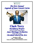 1st Treasures of Jazz: Clark Terry Residency Project with the Jazz Heritage Orchestra (2007)