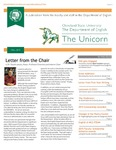 The Unicorn Newsletter Fall 2015