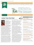 The Unicorn Newsletter Fall 2015