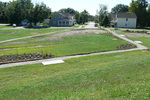 Hillside Community Park, Re-imagining Cleveland 3, Paths and Benchs
