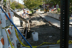 W65th St. RTA Station, Re-imagining Cleveland 3, Concrete