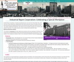 Industrial Rayon Corporation: Celebrating a Special Workplace by Sally Malone