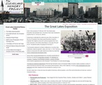 The Great Lakes Exposition by Maya Shumyatcher and Vern Morrison