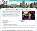 The Greater Cleveland Ethnographic Museum by Kiffany Francis and Caroline Bruno