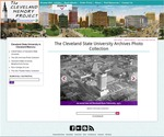 The Cleveland State University Archives Photo Collection