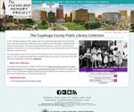 The Cuyahoga County Public Library Collection by Peter Jennings and Jennifer Pflaum