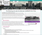 The Wheeling and Lake Erie Railroad: Cleveland's Iron Cross