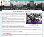 Akron: The Cleveland Perspective by Kevin A. Caslow