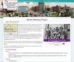 Burton Memory Project by Thomas Kubat, Calvin Rydbom, Holly Manning-Lynn, Jim Wohlken, Gayle Wohlken, Jeanette Grosvenor, and Jacqueline Samuel