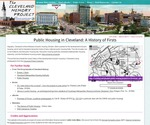 Public Housing in Cleveland: A History of Firsts