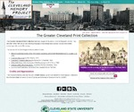 Greater Cleveland Print Collection by Beth Owens