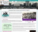 Cleveland Public Schools Horticulture Program