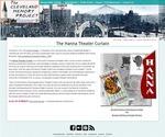 Hanna Theater Curtain