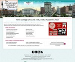 Fenn College On-Line