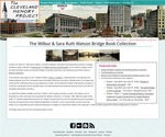 Wilbur & Sara Ruth Watson Bridge Book Collection