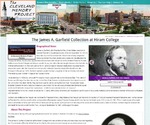 The James A. Garfield Collection at Hiram College