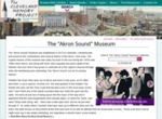 "The ""Akron Sound"" Museum by Calvin Rydbom and ""Akron Sound"" Museum"