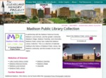 Madison Public Library Collection
