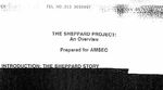 Defendant's Exhibit 158: Sheppard Project Overview Prepared for AMSEC by Cynthia L. Cooper