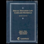 Special Education Law: Cases and Materials, 2nd Edition