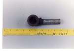 Weapon 53. 5-inch section of pipe, view of open end of pipe