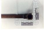 Weapon 64. 8-inch pipe, closeup