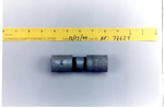 Weapon 96. Pipe with coupling, 4 inches