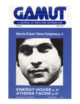 The Gamut: A Journal of Ideas and Information, No. 05, Winter 1982
