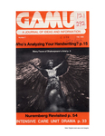 The Gamut: A Journal of Ideas and Information, No. 07, Fall 1982