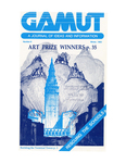 The Gamut: A Journal of Ideas and Information, No. 08, Winter 1983 by Cleveland State University