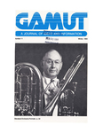 The Gamut: A Journal of Ideas and Information, No. 11, Winter 1984